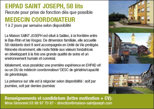 Ehpad Saint Joseph