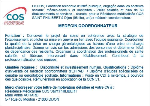 Résidence COS Saint Philibert