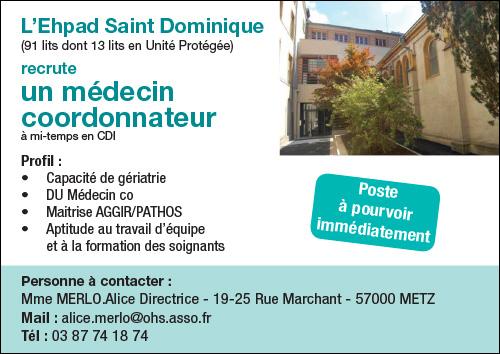 Ehpad Saint Dominique