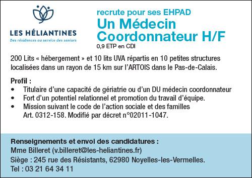 Ehpad Les Héliantines
