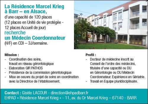 Résidence Marcel Krieg