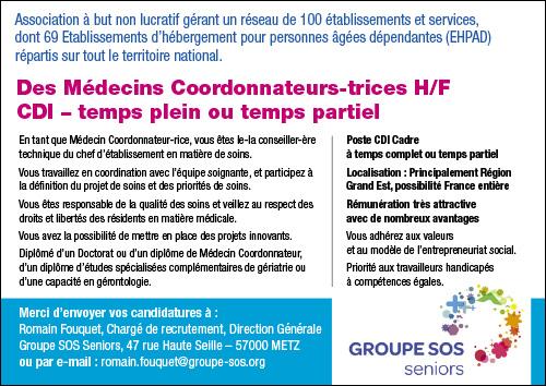 Groupe SOS Senior