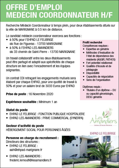 Ehpad Les Amandiers - Ehpad Le Felibrige